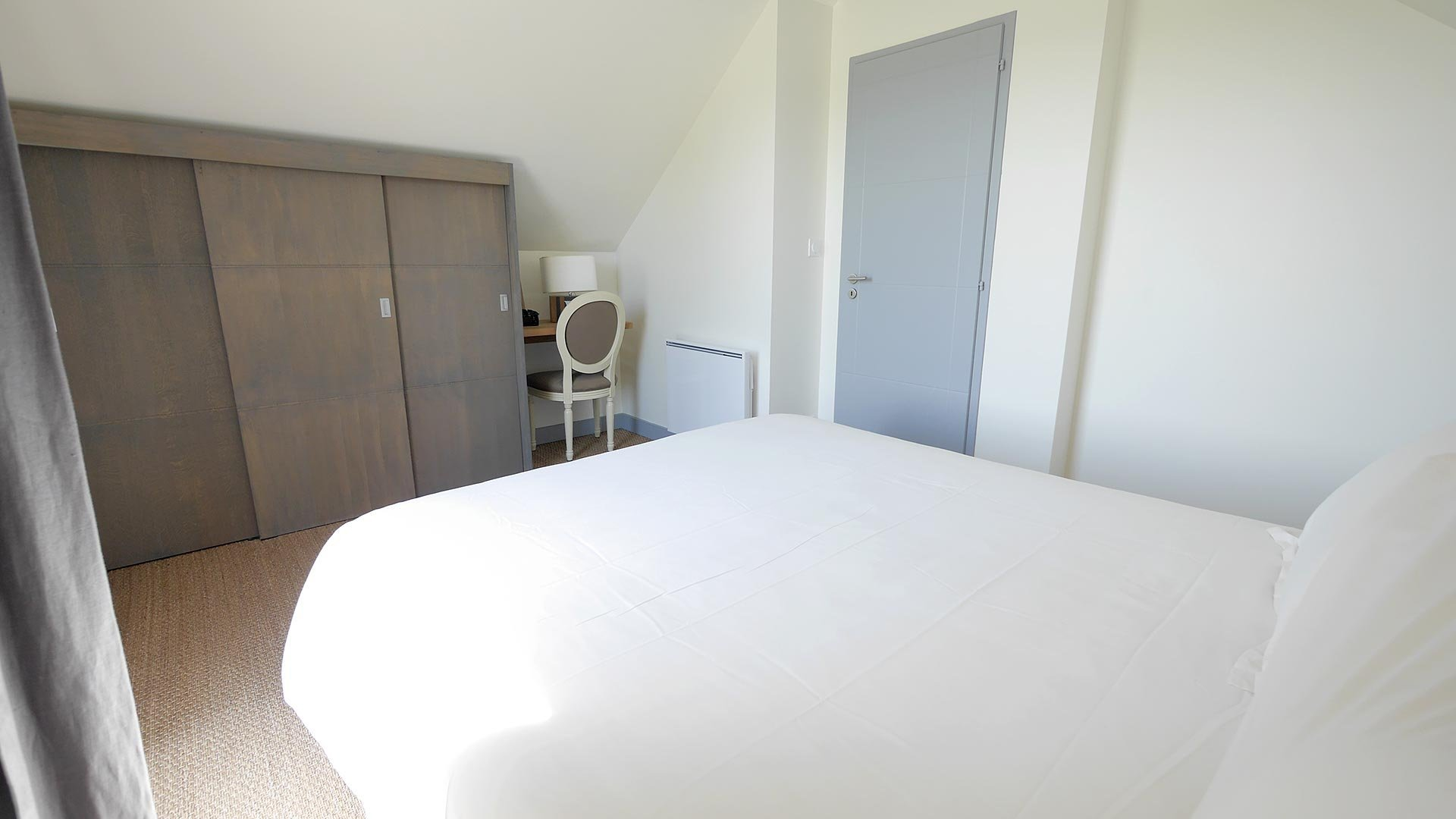 Double room upstairs
