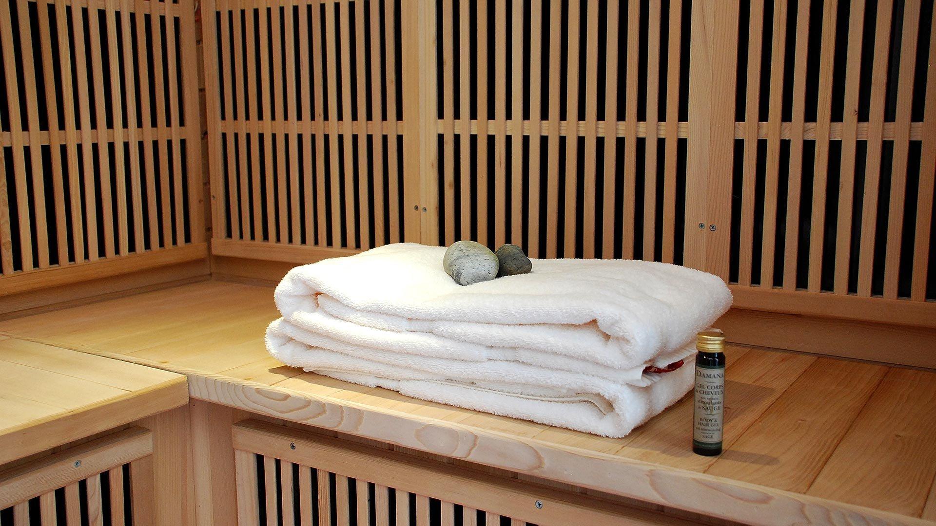 Sauna soft heat