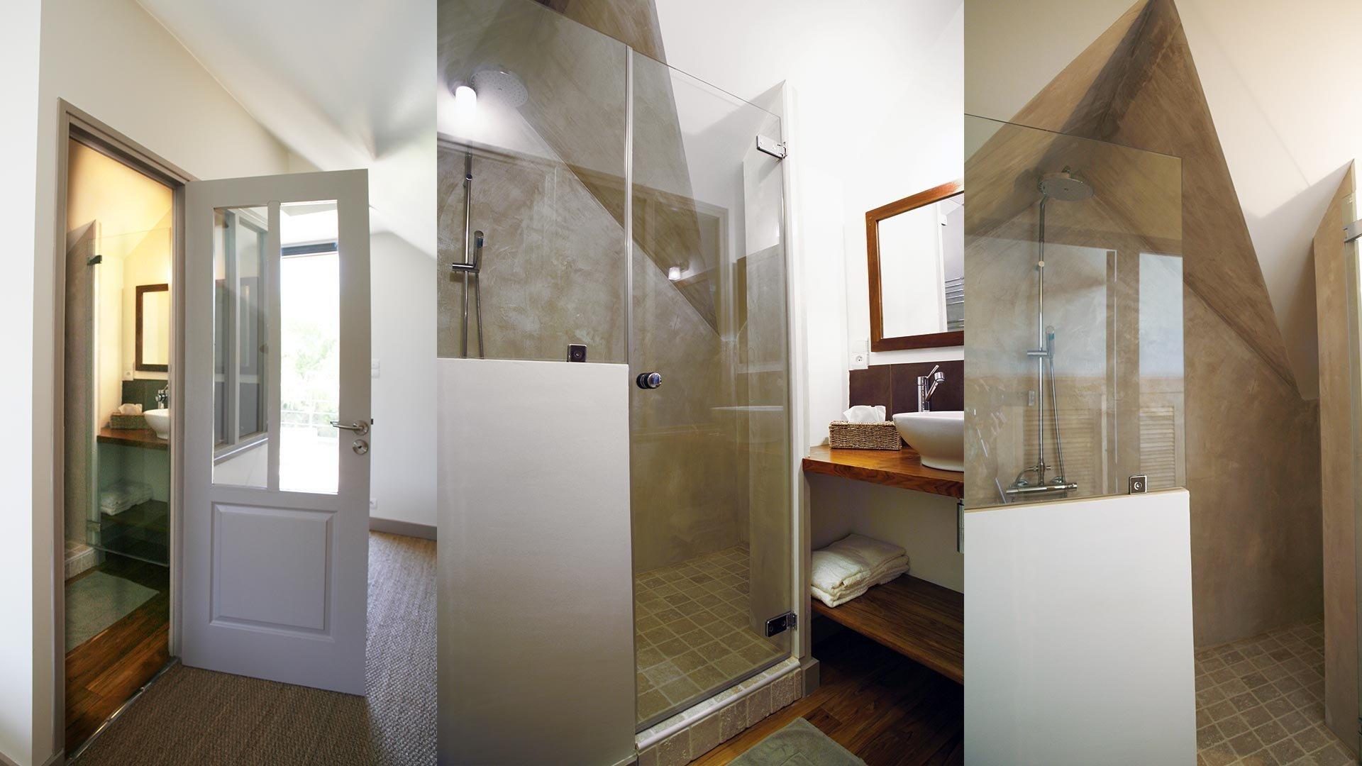 Salle de bain style atelier d