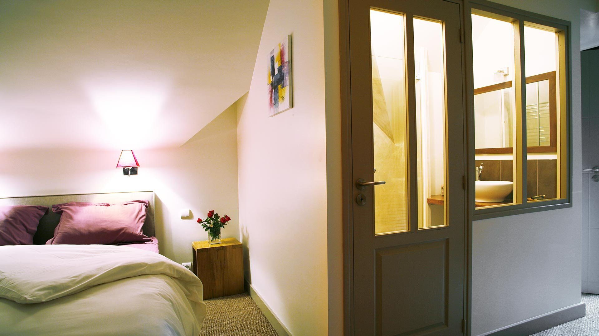 Chambre double Beaumer